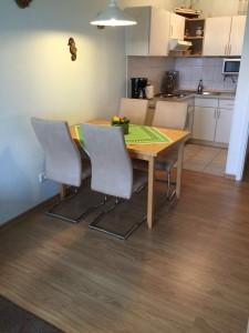 Bild von der Küche